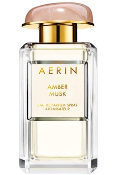 Your Perfect Fall Fragrance: Sexy and Alluring. Aerin Amber Musk.