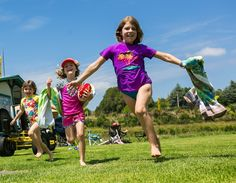 Kids love New Zealand holiday parks