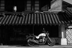 FUJIFILM X-T1 + FUJINON XF18-135mm/3.5-5.6   Honda CB1100EX   https://www.facebook.com/FUJIFILMXseriesJapan   Photography by Masaaki Aihara   http://fujifilm-x.com/photographers/ja/masaaki_aihara_07/