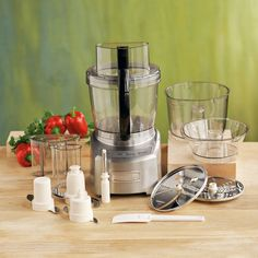 Cuisinart Elite Die-Cast Food Processor, 16-Cup Sugg. Price: $575 Our Price: $299.95