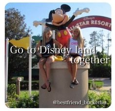 Best friend bucket list- Rylie gets a fast pass because of her seizures.... So I'm set!!!! Disneyland here I come!!!!