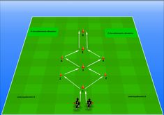 Fun Soccer Drills, Football Coaching Drills, Soccer Training Drills, Weight Training Workouts, Activities For Kids, Frappe, Sport, Soccer Practice, Workout Exercises