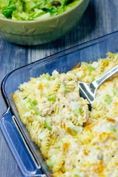 21 Day Fix Healthy Tuna Casserole by The Fit Housewife