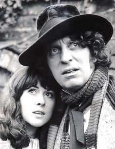 The Doctor and Sarah Jane Smith