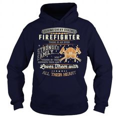 Strong firefighter