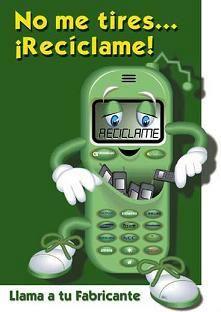 Los desechos tecnológicos contaminan enormemente y tardan años y años en descomponerse, a veces nunca lo hacen. Pero no se pongan tristes!!! Muchas empresas se dedican a reciclarlos y a hacer nuevos productos con ellos. TODOS LOS FABRICANTES SON RESPONSABLES DE LOS PRODUCTOS QUE HACEN. LLAMALOS!