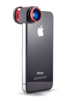 Lens attachment for iPhone.....could this mean I might not need that pricey Nikon I have my eye on..... alc95008