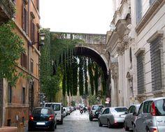 Via Giulia - Rome