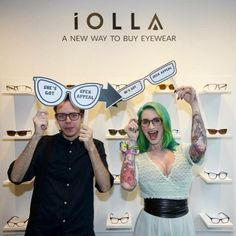 #SnapAndShare from the IOLLA showroom!