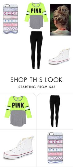 """""""dfgh"""" by zahlia-tibbs on Polyvore featuring beauty, Max Studio, Converse and Casetify"""