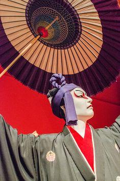 Kabuki actor - 10 Things To Do in Tokyo