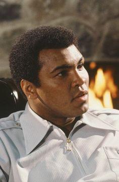 Boxing legend Muhammed Ali