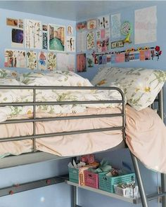 Cute lil bunk // Shop 100% Bamboo Eco-friendly Bedding & Apparel www.yohome.com.au xx