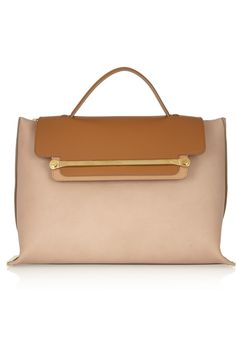 f07f7e1213 Chloé - Clare large leather shoulder bag