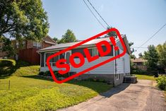 We SOLD 98 Dennie St! Thinking of selling your Sudbury home? Call 705-470-3444 for your Free Home Evaluation today! Real Estate, Neon Signs, Free, Things To Sell, Real Estates