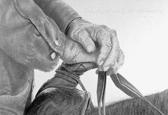 Realistic western and cowboy art by award winning pencil drawing artist J. The artists galleries include original artwork and limited edition prints. Cowboy Draw, Pencil Drawings, Art Drawings, Victorian Paintings, Drawing Exercises, Southwestern Decorating, Drawing Artist, Artist Gallery, Western Art