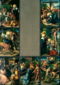The Seven Sorrows of the Virgin - Google Arts & Culture
