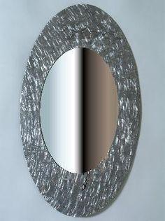 Contemporary Oval Mirror Google Search Bathroom Mirrors - Contemporary oval mirrors