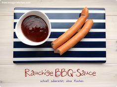 from-snuggs-kitchen: (superschnelle) Rauchige BBQ-Sauce