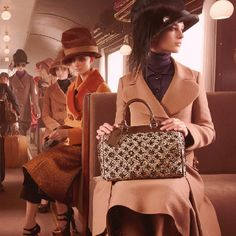 Louis Vuitton Fall 2012 Collection