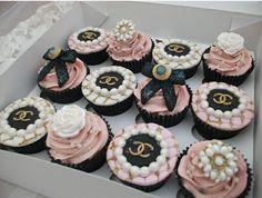 21st Birthday Chanel cupcakes please