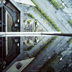 Skyscraper Ⅱ by HighVoltage 主题展区_网易摄影