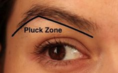 Growing out your eyebrows without looking unkempt