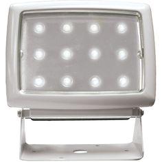 TACO LUMATEQ LB40 Blaster Light - Low Voltage 40W - White Housing