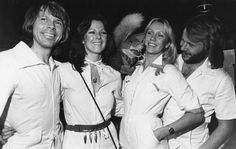 ABBA Picture Gallery and Collection Abba Arrival, Best Of Abba, Abba Mania, The Golden Years, Role Models, My Idol, Singer, Suits, Queens