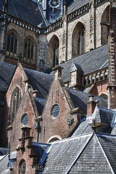 """Rooftops"" - Haarlem, North Holland, Netherlands"