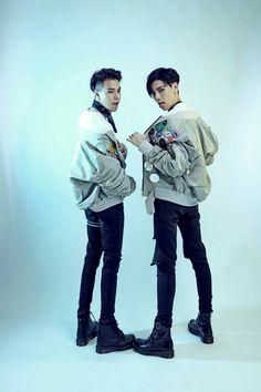 UNIT CODE : ALEX + YOUNGJUN = HIGH4 20 Hook가