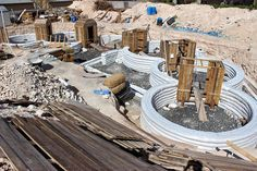 Open Arms domes is a SuperShip (Superadobe/Earthship hybrid) residential home being constructed in central Las Vegas