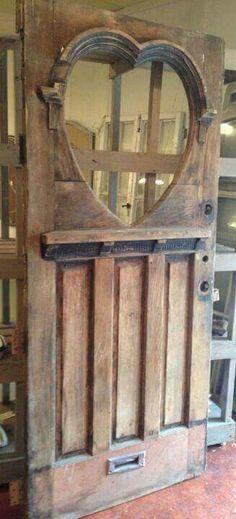 52 super ideas old door knobs ideas portal Cool Doors, The Doors, Unique Doors, Windows And Doors, Front Doors, Knobs And Knockers, Door Knobs, Door Handles, When One Door Closes