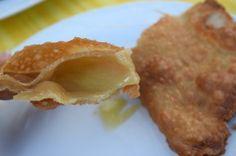 secpic-DSC_5054 Beignets, French Toast, Breakfast, Fork, Blog, Cheese, Recipe, Food, Essen