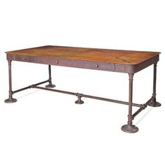 schoolhouse table