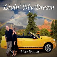 """Livin My Dream"" by Vince Watson.  Buy it on CDBaby.  CSR PRODUCTIONS Entertainment Group, Inc. www.csrentertainment.com. #csrproductions, #csrentertainment, #movies, #television, #books, #documentary, #games, #music, #cdbaby, @chris_s_rogers"