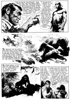 Werewolf Comic #werewolf #shapeshifter #werewolves