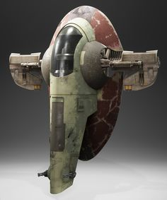 Slave I was a modified Firespray-31-class patrol and attack craft used by the infamous bounty hunter Jango Fett before the Clone Wars. Jango outfitted the craft with a number of weapons, including laser cannons, projectile launchers, and seismic charges. While under Jango's ownership, the ship was in a dogfight over Geonosis with the Jedi starfighter piloted by Obi-Wan Kenobi. After Jango's death during the Battle of Geonosis, the craft came into the possession of his son, Boba Fett, who...