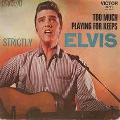 Song hits 1957  - Too Much - Elvis Presley