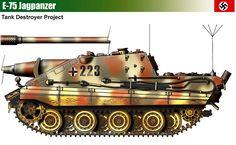 E-75 Jagdpanzer