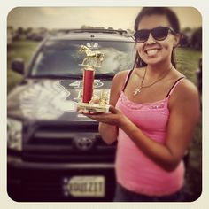 1st place in Open Poles