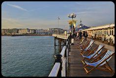 Brighton Pier / Avril 2017