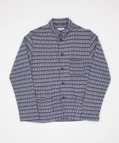 Engineered Garments Knit Jacquard Jacket - Superdenim