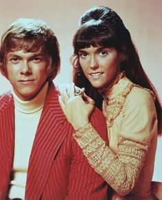 The Carpenters: Im on the top of the world! lol