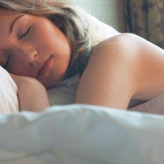 """The old saying 'you snooze, you lose' couldn't be more accurate when it comes to shedding pounds. According to Dr. Oz, depriving your body of sleep can speed up the aging process and deter your weight-loss efforts. """"The brain craves carbohydrates when you're tired, so you could unknowingly sabotage even the best laid plans,"""" he says. Aim for a good seven hours (minimum) of shuteye every night to allow your body to restore and to protect vital organ functions."""