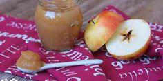 Jablková, alebo iná, prírodná detská výživa bez cukru Pear, Apple, Fruit, Recipes, Food, Apple Fruit, Essen, Meals, Eten