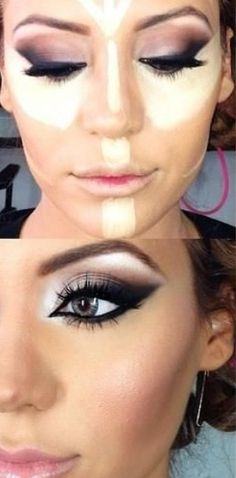 Where to put foundation.