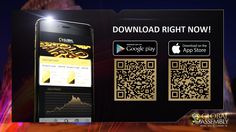 Official Global InterGold mobile app available in App Store and Play Market! Online Gold Shopping, Gold News, Play Market, Gold Price, Mobile Application, App Store, Marketing, Life, Style