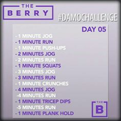 DaMo March Challenge Day 5