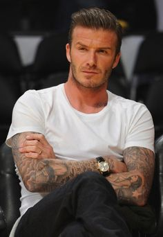 David Beckham no Cool Lifestyle! #davidbeckham #cool